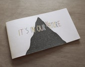 It's In Our Nature / Book