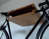 Bike Shelf - Alder