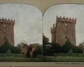 Stereoview of Blarney Castle