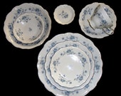 RESERVED for Maria Dulca Set of Four Place Settings~~ Bavarian Fine China