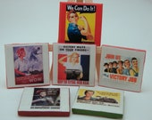 Women of WWII - Magnet Collection