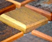 Barn Wood Coasters - Set of 4