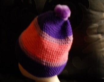 Crochet Skullcap