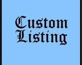 Custom Deco Case for Maya
