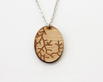 Branch / Neuron Necklace