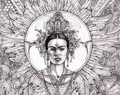 Frida Homage