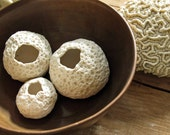 Porcelain Pod Trio (SMALL) - Series I