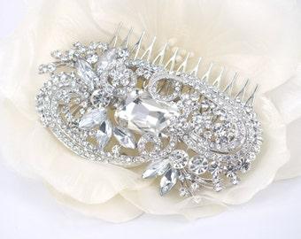 Dawn - Austrian Rhinestone Bridal Comb