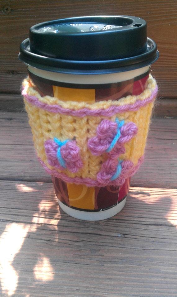Fluttershy Cutie Mark Coffee Cuff