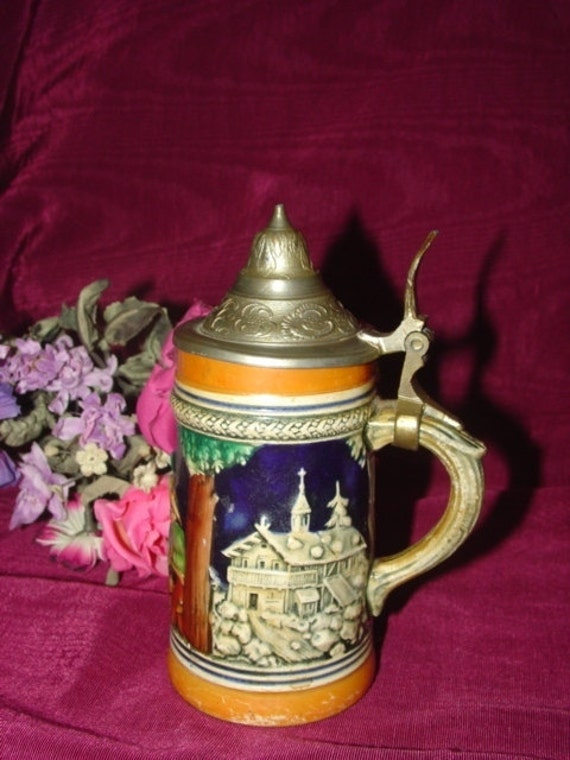 Vintage Made in Germany Stein