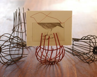 Vintage Wire Wire Gutter Cage Guards