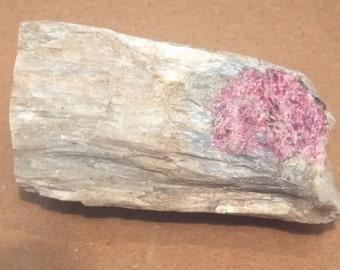 Agrellite Eudialyte specimen