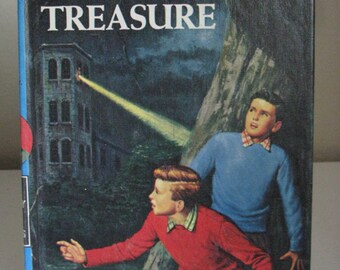 Vintage The Tower Treasure Hardy Boys Book (1959)