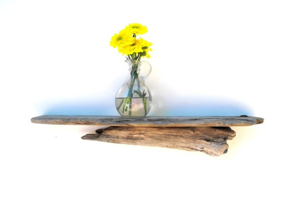 Driftwood Shelf No. 92