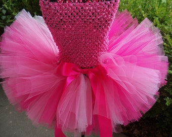 Flamingo Tutu Flamingo Costume great for Halloween Great for Birthdays, Photography Prop, and Dance