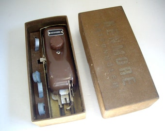 Vintage Kenmore sewing supply buttonholer 1970