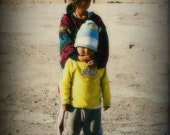 Children on the streets of Bolivia, 8x10 Fine Art Photograph