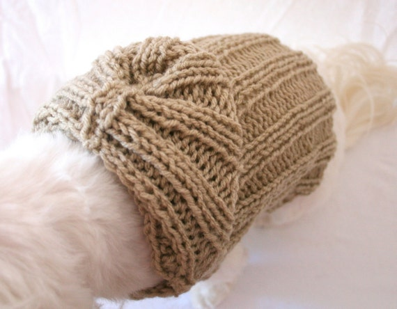 Knitting Patterns For Dog Hoodies : PDF DIGITAL PATTERN:Dog Hoodie Pattern,Dog Clothes Pattern,Dog Hoodies,Small ...