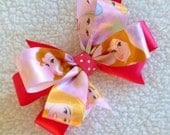 Double Layer Disney Princess Hair Clip (Set of 2)