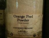 Private Listing-Orange Peel Powder