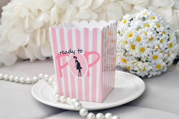 Unavailable listing on etsy for Ready to pop popcorn boxes