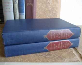 The War of The Revolution by Christopher Ward 1952 Volume One and Two