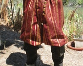 Pirate Captains Pants, renaissance Breeches