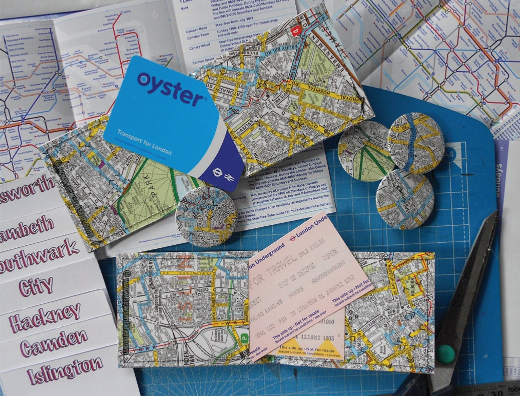 sale london map oyster card holder greenwich