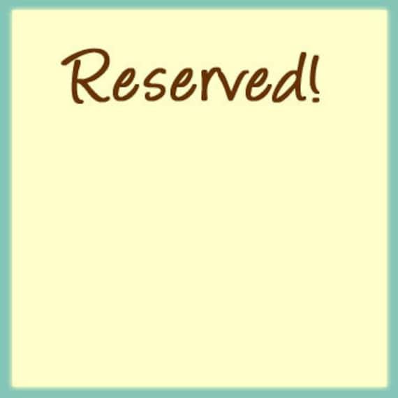 Reserved for E K