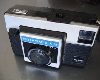 Vintage Kodak Instamatic X-15 Camera - We have a Vintage Camera for You