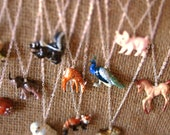 2 x Porcelain Animal Necklaces - Choose Any 2 and SAVE