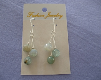 Handcrafted Agate earrings