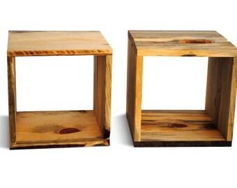 popular items for storage cubes on etsy. Black Bedroom Furniture Sets. Home Design Ideas
