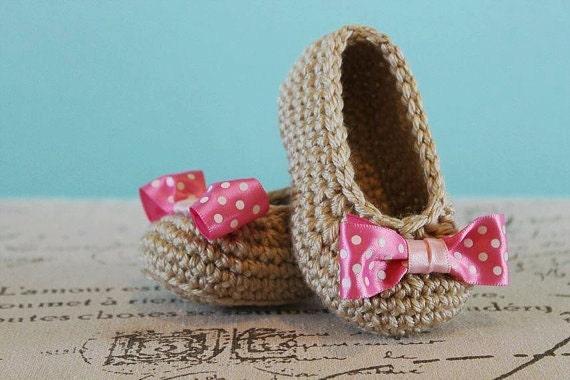 Crochet Dreamz: Orchid Sandals Crochet Baby Booties Pattern | Free ...
