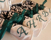 Personalized Jewelry Roll for Party of 8