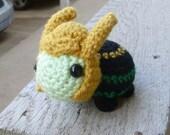 Crochet Loki Turtle