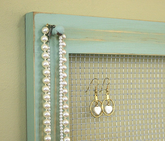 Unavailable listing on etsy for Picture frame organization wall