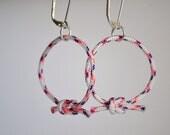Nautical Jewelry Earrings Sailing Knot