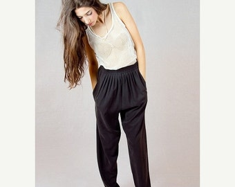 FINAL SALE!! Was 159 Euro. Norma Pants 100% Silk