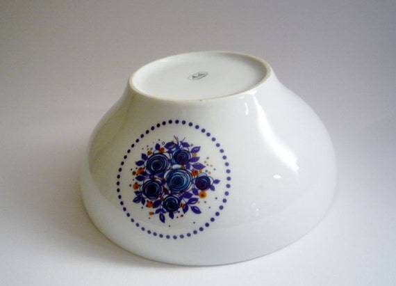 Vintage Melitta Salad Bowl