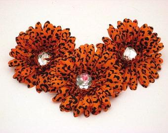 "Orange Cheetah 4"" Gerber Daisy (set of 3)was 2.70"