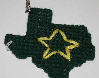 1650 Dallas Stars Key Chain