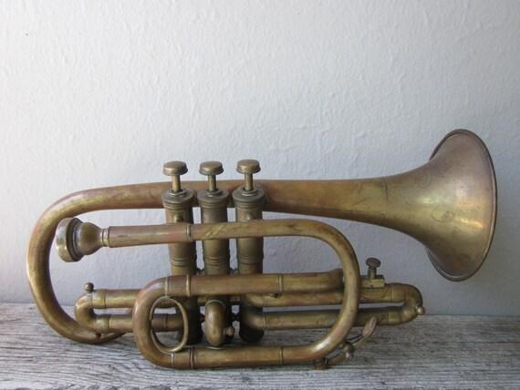 Antique Cornet