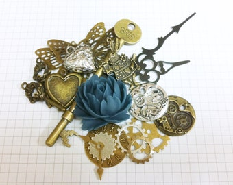 Steampunk Supply Lot Charm Pack 3