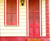 New Orleans.....Photograph.....French Quarter.....Architectural......Shutters....Pink