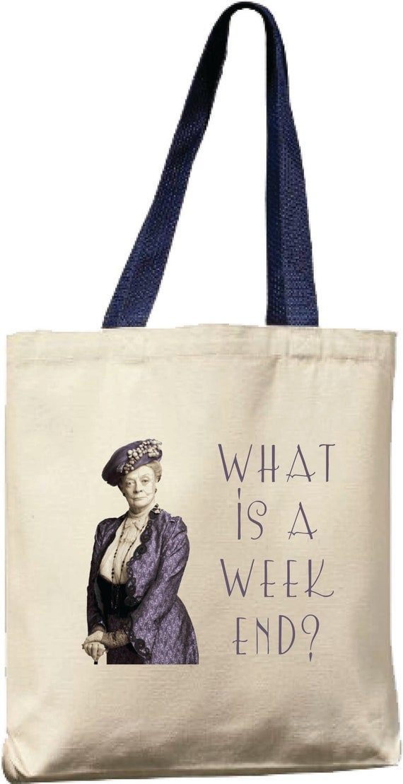 The Dowager Countess Tote