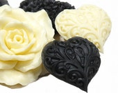 Decorative Soap Ebony and Ivory Gift Collection Mother's Day