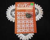Vintage Crochet Patterns Instruction Book Coats Book No 296 Tablecloths Bedspreads Placemats