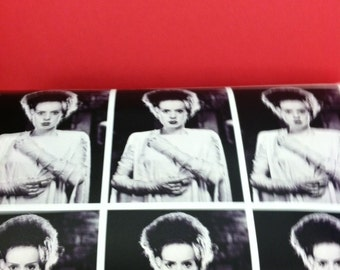 Bride of Frankenstein Wrapping Paper/Giftwrap