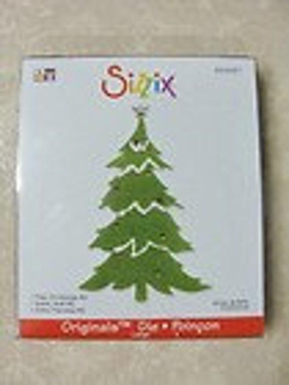 Sizzix Originals CHRISTMAS TREE - 654987